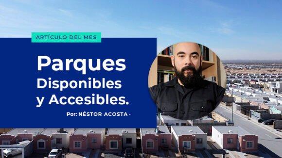 Parques: Disponibles y Accesibles